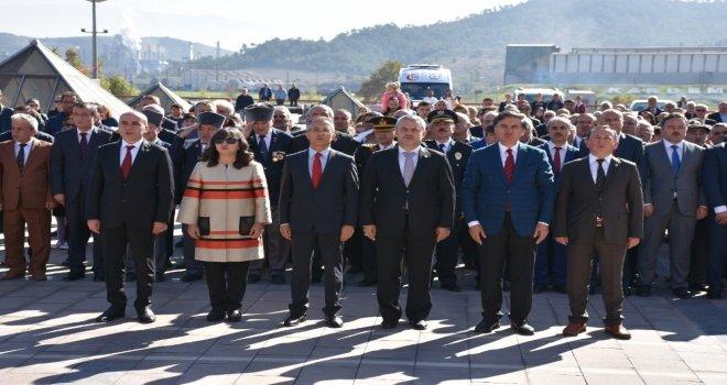 Karabükte 29 Ekim Cumhuriyet Bayramı Kutlamaları Başladı