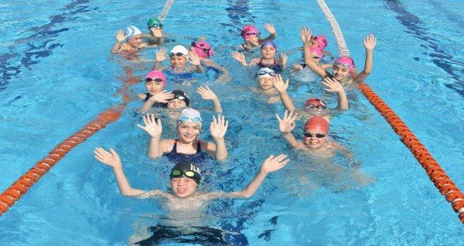 Yıldırım Belediyesi Yaz Spor Okulları Kapılarını Açıyor