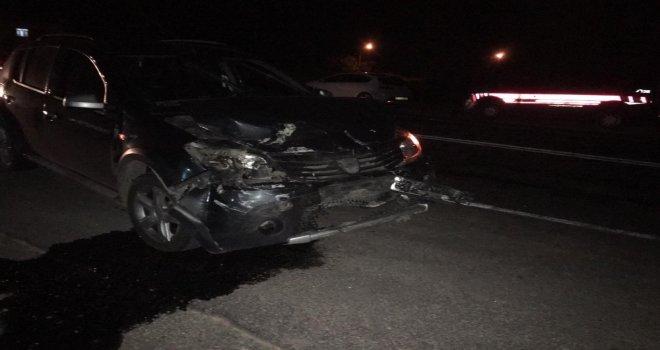 Osmaniyede Trafik Kazası: 9 Yaralı