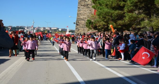Sinopta Cumhuriyet Bayramı