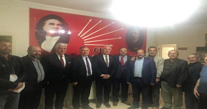 """Chp İstanbul Milletvekili Zeybek Bayburt İçin Yapılması Gereken Ne Varsa Elimizi Taşın Altına Koyarız"""""""
