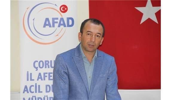 Afad-Sen Başkanı Çelikten 29 Ekim Mesajı