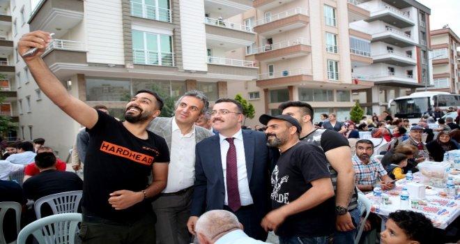 Taşçı: Atakum Türkiyenin Cazibe Merkezi