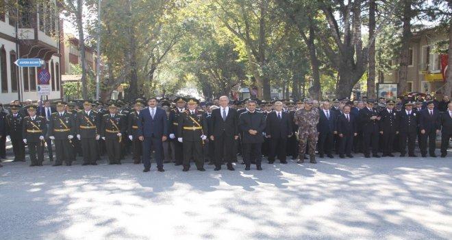 Çankırıda 29 Ekim Cumhuriyet Bayramı Kutlamaları