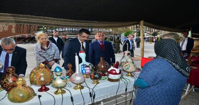 'Şehri Hilal Etkinlikleri Yıldırımda Başlıyor