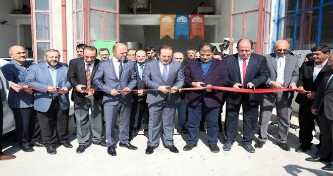 Bayburtta Bal Dolum Ve Paketleme Tesisi Hizmete Açıldı