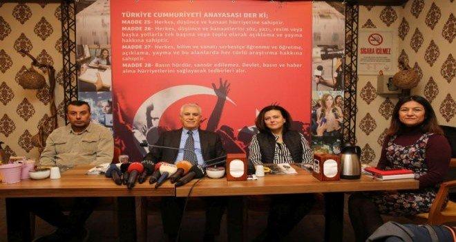 Bozbey: Basın Özgür Ve Eleştirel Olmalı