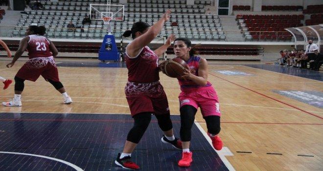 Türkiye Kadınlar Basketbol Ligi: Yalova Vıp: 63 - Elazığ İl Özel İdaresi: 79