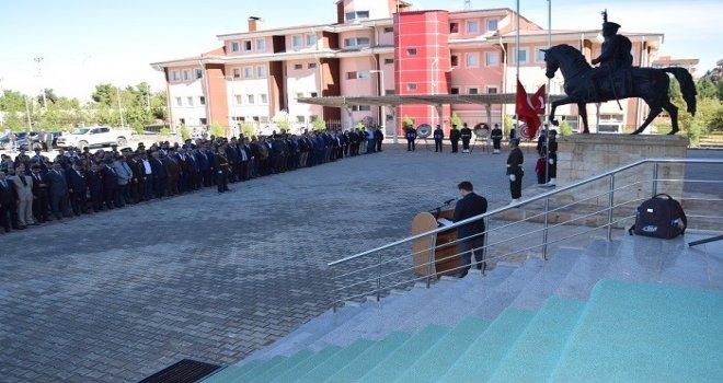 Viranşehirde 29 Ekim Coşkusu