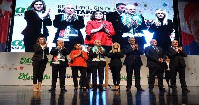 Kılıçdaroğlu:  Bozbey İle Bursada Kazanacağız