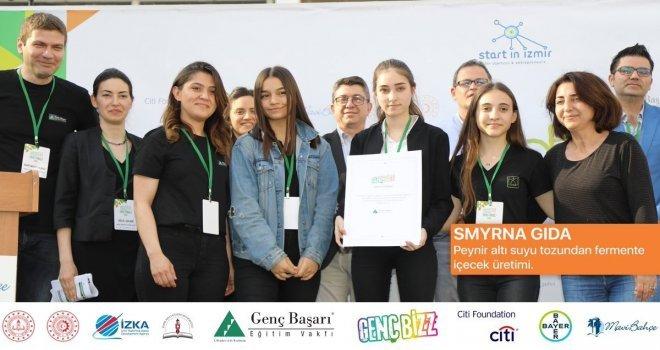 İzmirin Girişimci Gençlerine İzmir Kalkınma Ajansından Büyük Destek