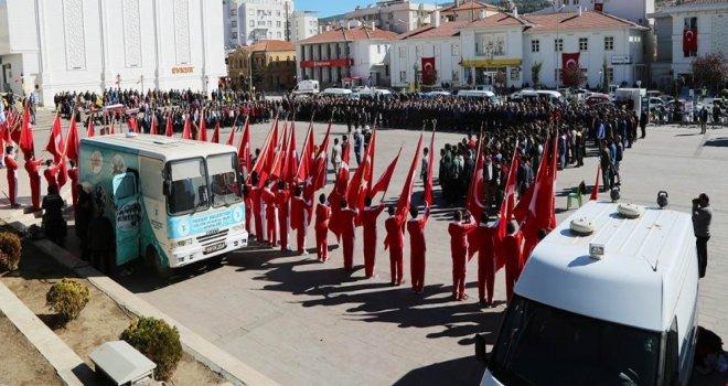 Yozgatta Cumhuriyet Bayramı Kutlamaları