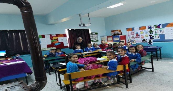 Erzincanda Öğrencilere Deprem Bilinçlendirme Semineri