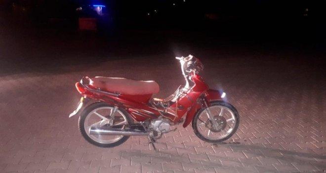 Motosiklet Hırsızı Trafik Cezası Yedi Yakayı Ele Verdi