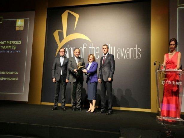 Gaziantep Büyükşehir, Ulusal Ve Uluslararası 164 Ödül Kazandı