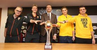 Vakıfbank İle Eczacıbaşı Vitra, Şampiyonlar Kupası İçin Karşılaşacak